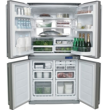 Chọn mua tủ lạnh side by side nào tốt cho gia đình? - Tin tức mới nhất từ Vinashopping.vn | vinashopping_vietnam | Scoop.it