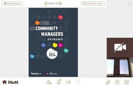 Créer une visioconférence gratuitement avec Hutt | Moodle and Web 2.0 | Scoop.it