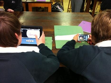 Using iMovie for iPad in a Science classroom | ipadinschool | Scoop.it
