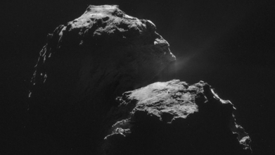 Mission Rosetta : l'eau de la comète 67P diffère de l'eau terrestre | Science Actualités | Scoop.it