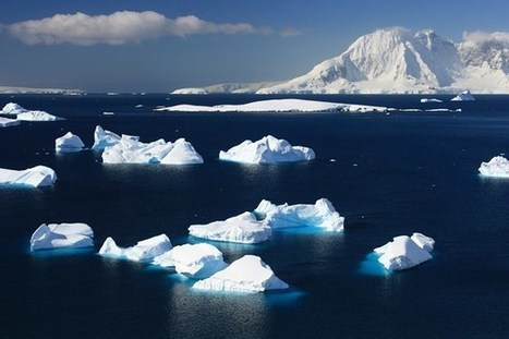 Rising underwater Arctic heat could cause further ice melt   Geology   Scoop.it