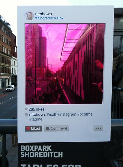 Londres sur Instagram | Veille, marketing, digital, content | Scoop.it