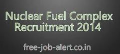 Nuclear Fuel Complex Recruitment 2014 nfcrecruitment.in NFC Technical Jobs Apply Online | FREEJOBALERT | Scoop.it