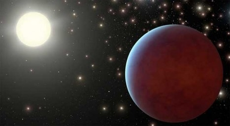 First evidence of planet formation around sun-like ... - ZME Science | SFFWRTCHT | Scoop.it