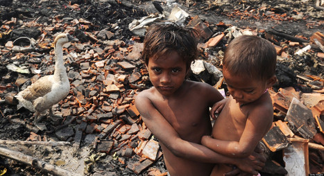 1 In 6 Indian City Dwellers Live In Slums | Poverty | Scoop.it