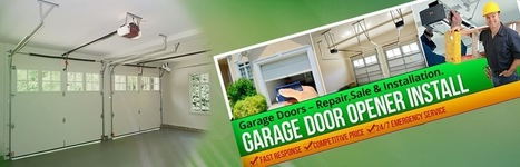 Garage door repair Edmonds WA | Press Release | Scoop.it