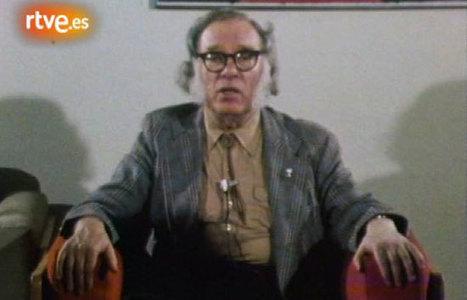 Entrevista a Isaac Asimov (1982), Personajes en el Archivo de RTVE - RTVE.es A la Carta | Periodismo científico | Scoop.it