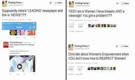 Deepika Padukone lashes Out At TOI For Her Awkwardly Taken Pictures | Entertainment | Scoop.it