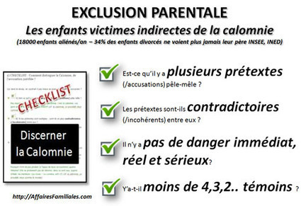 Justice pratique : discerner la calomnie | JUSTICE : Droits des Enfants | Scoop.it