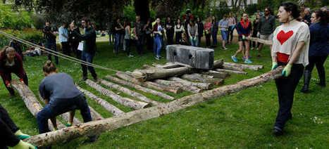 Así es como los antiguos pobladores de Inglaterra movieron las enormes piedras de Stonehenge | Procedimientos de construcción | Scoop.it