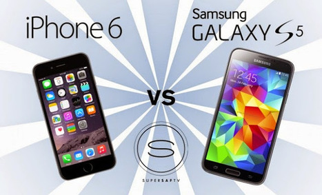 Apple IPhone 6 vs Samsung Galaxy S5 - Comparison with Full Specifications | technology-blogging | Scoop.it