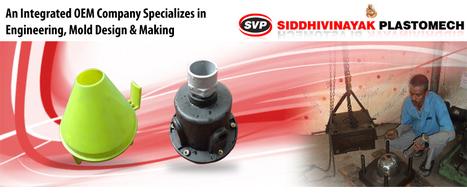 Siddhi Vinayak Plastomech : Plastic Injection mould, Pet Blow mould | www.siddhivinayakplastomech.com | Scoop.it