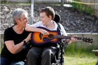 Disabled schoolboy wins right to guitar lessons | Herald Scotland | music | Scoop.it
