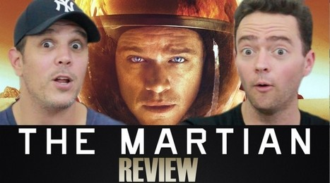 THE MARTIAN MOVIE REVIEW - Big Box Office Review | Nothing But News | Scoop.it