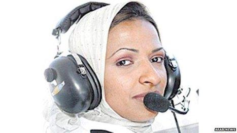 Saudi Arabia approves female pilot   Masada Geography   Scoop.it