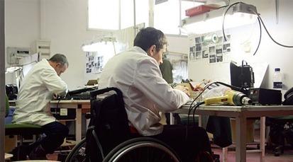Momentum Project se vuelca con las personas con discapacidad   Discapacidad e integración socio-laboral   Scoop.it