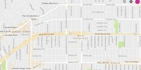 Google Maps' redesign doesn't try to hide one of the biggest problems of maps | Geomatics | Scoop.it