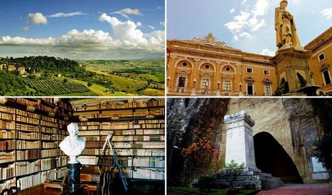 From Recanati to Naples in the footsteps of Giacomo Leopardi | Le Marche another Italy | Scoop.it
