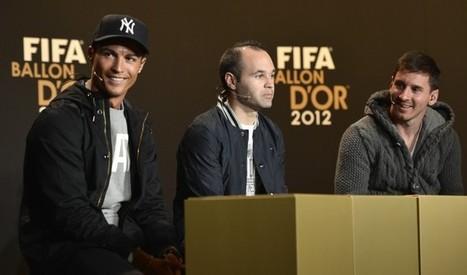 Pallone d'Oro, Messi fa poker ed entra nella storia - Repubblica.it | QUEERWORLD! | Scoop.it