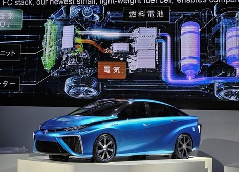 2013 Toyota FCV Concept Release Date | CarsPiece | Scoop.it