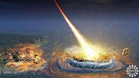 Un impacto cósmico causó un cambio climático catastrófico hace 12.000 años | Gizarte Zientziak | Scoop.it