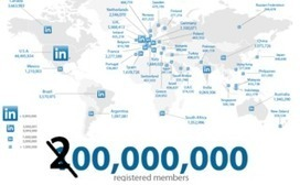 What the 200 Million Milestone Means to LinkedIn Users - Search ... | For All Linkedin Lovers | Scoop.it