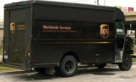Why UPS Trucks Don't Turn Left | Colleyville Elementary | Scoop.it