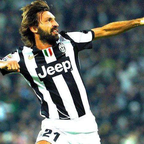 Why Midfielders, Not Strikers, Are Key for Juventus Coach Antonio Conte - Bleacher Report | Soccer | Scoop.it