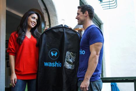 On-Demand Laundry Startup Washio Raises $2.25 Million In Seed ...   ishikitakai   Scoop.it