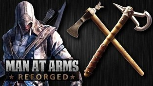 Man at Arms: Reforged - Tomahawk Challenge | Fortress of Solitude | Scoop.it