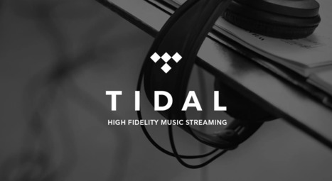 TIDAL - High Fidelity Music Streaming | Moore Interaction | Scoop.it
