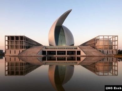 Le Courrier de l'Architecte  Architecture artistique : les musées les plus spectaculaires du monde | clelia | Scoop.it