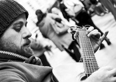 A Busker's Life For Me - Culture Northern Ireland   Ireland   Scoop.it