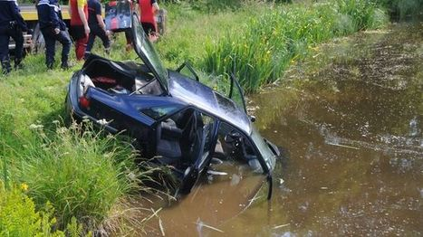 Rostrenen.  Une voiture découverte dans le canal de Nantes à Brest | Ma Bretagne | Scoop.it