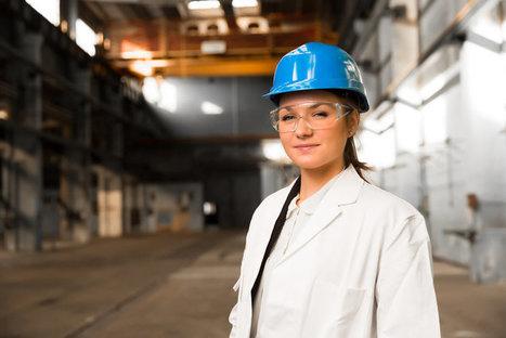 Cómo impulsar a las mujeres en industrias dominadas por hombres | Recursos Humanos: liderazgo, talento y RSE | Scoop.it