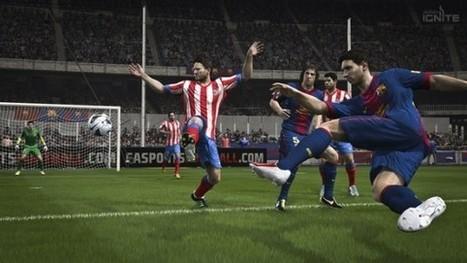 FIFA 14 next-gen es increíblemente diferente al FIFA de PS3 y 360   Noticias   Softonic   FIFAMERICAS   Scoop.it