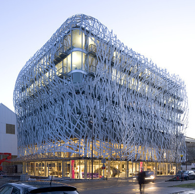 a building, Nantes   Architecture on the world   Scoop.it