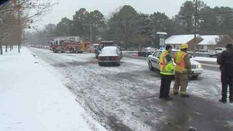 Troopers: 1700+ accidents reported statewide due to winter weather - WNCT | Car Accident Injury News | Scoop.it