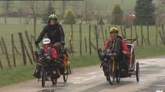 Un tour du monde en vélo, et en famille ! | RoBot cyclotourisme | Scoop.it