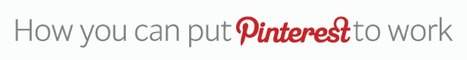 Great Pinterest Tips for Students ~ Educational Technology and Mobile Learning | TEFL & Ed Tech | Scoop.it