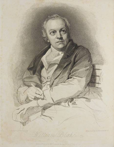 Hundreds of lost William Blake etchings discovered at a Manchester Library | Romantics | Scoop.it