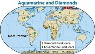 DIDJUNO? AQUAMARINE VS DIAMONDS AT THE SMITHSONIAN | Geography in the News | Scoop.it