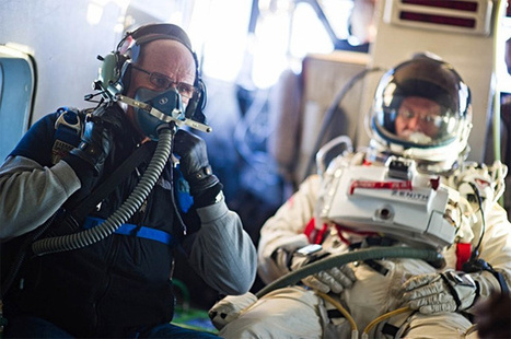 The MedTech of the Red Bull Stratos Jump | DigitAG& journal | Scoop.it