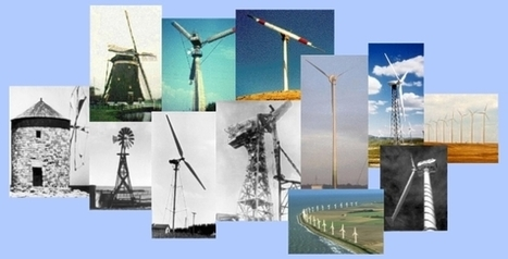 Wind Power--An Illustrated History of its Development | Future Energy Expo | Scoop.it