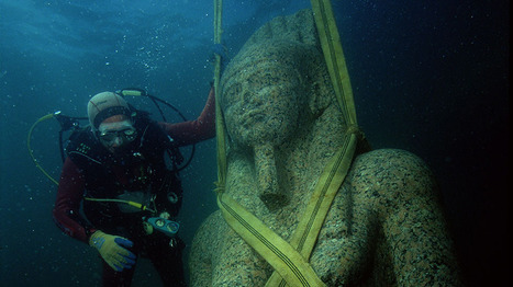 Lost Underwater City Uncovered (PHOTOS) - weather.com | All about water, the oceans, environmental issues | Scoop.it