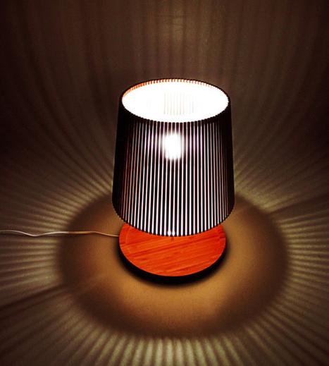 Molting - Lamp by Yide Yang » Yanko Design | Céka décore | Scoop.it