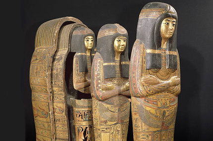 One mummy – many coffins | Past Horizons | Kiosque du monde : Afrique | Scoop.it