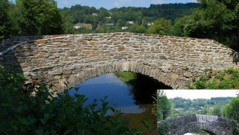 Viane. Le nouveau visage du pont de la Sigarié | Tourisme dans les Monts de Lacaune | Scoop.it