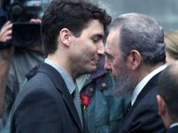 Justin Trudeau on Fidel Castro: 'A legendary revolutionary' who improved education and healthcare | Saif al Islam | Scoop.it