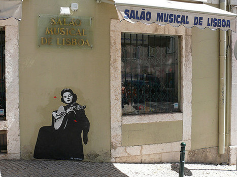 Portugal Turismo: Arte callejero en Alfama, Lisboa | Creative Portugal | Scoop.it
